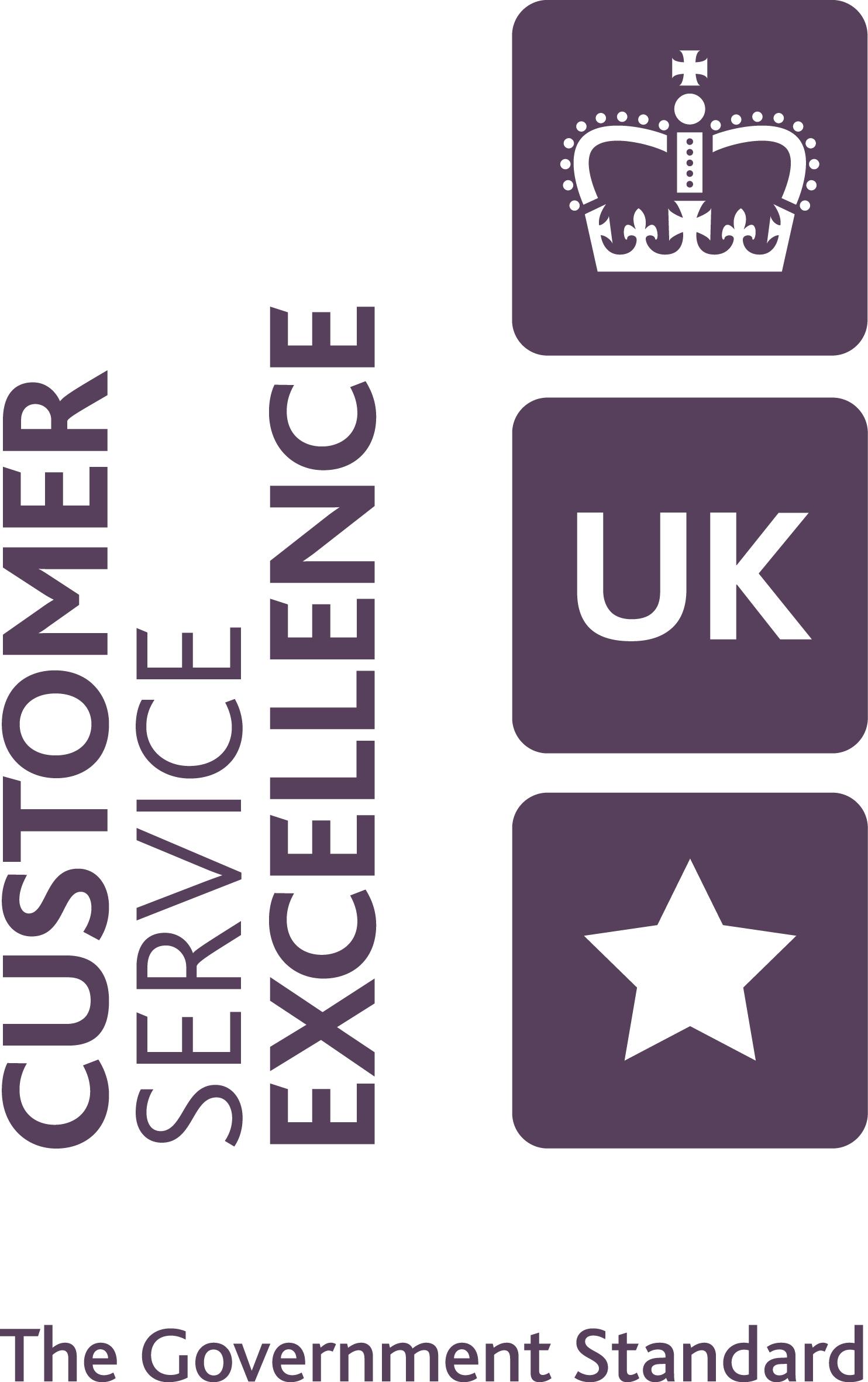 News habinteg housing association habinteg attains excellence in customer services award publicscrutiny Choice Image