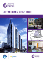 Front cover of Lifetime Homes Design Guide