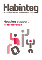 Download the Middlesbrough housing support leaflet