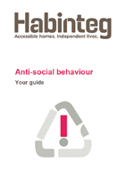 Anti social behaviour guide
