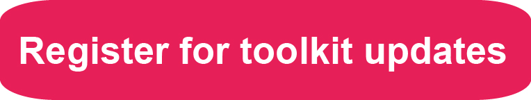 Register for toolkit updates button