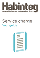 Download and read the service charge guide