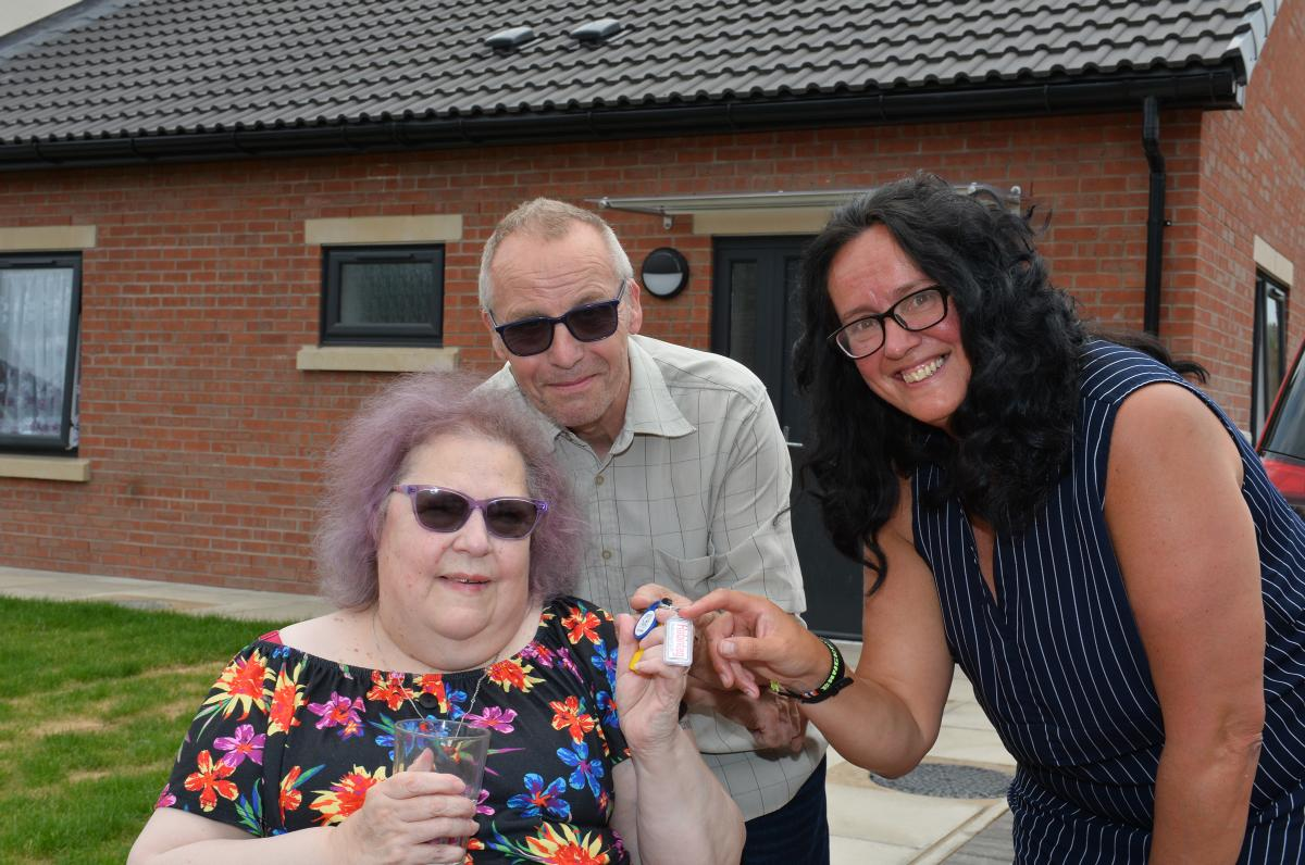 Petula Bone's #ForAccessibleHomes story