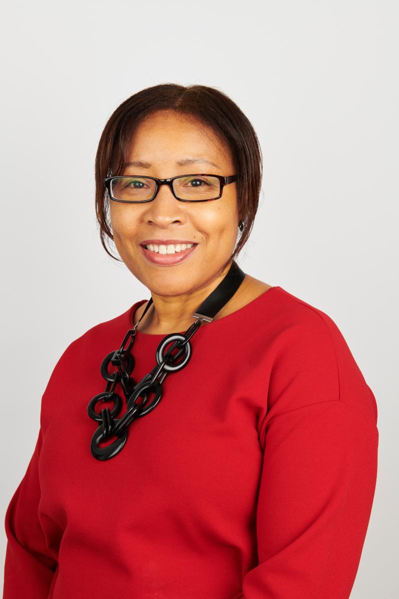 Sheron Carter - Chief Executive