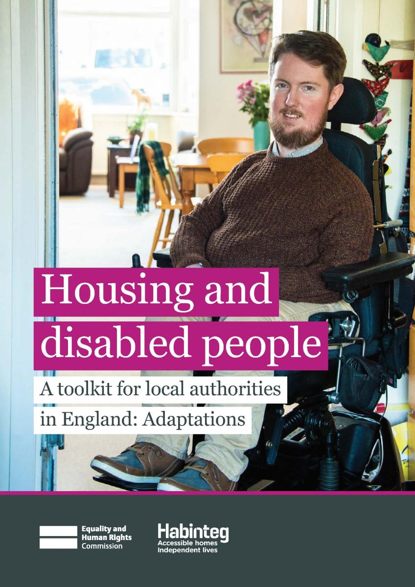 Accessible housing toolkit for local authorities