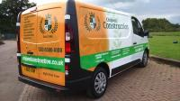 Image of a Chigwell Construction maintenance van